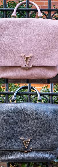 Louis Vuitton Color Recolor Services (Pink to Black)