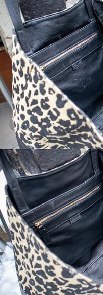 Celine Tote Bag Leather Lining Restoration