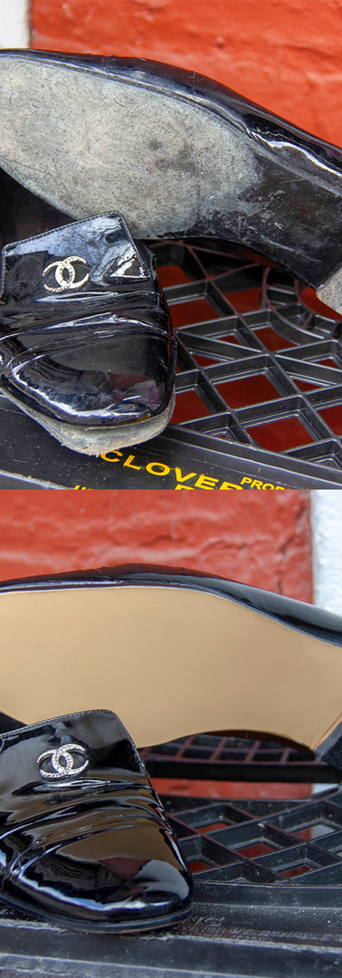 Chanel Loafer: Full Sole & Heel Restoration