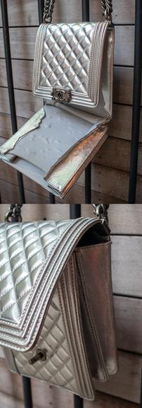 Chanel Bag Restoration