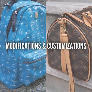 MODIFICATIONS & CUSTOMIZATIONS