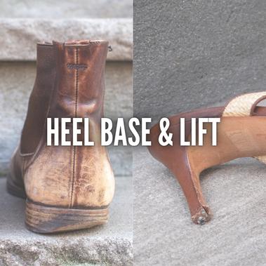 HEEL BASE & LIFT