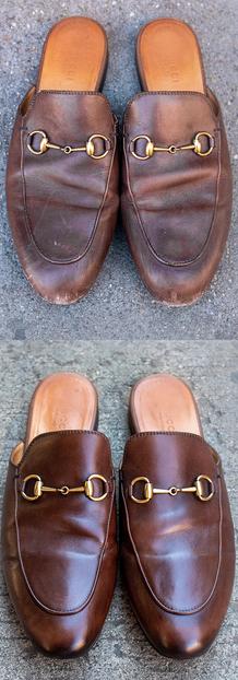 Gucci Princetown Loafer Restoration