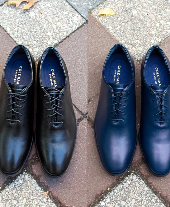 Cole Haan Dress Shoes: Paint Restoration