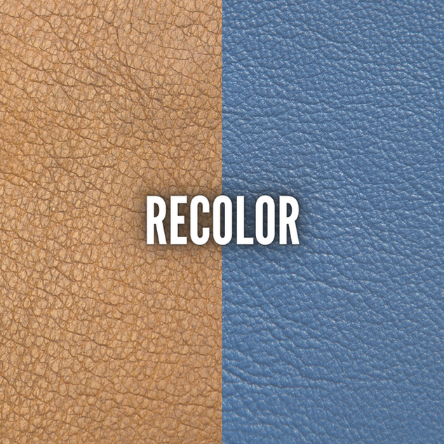 RECOLORING SERVICES