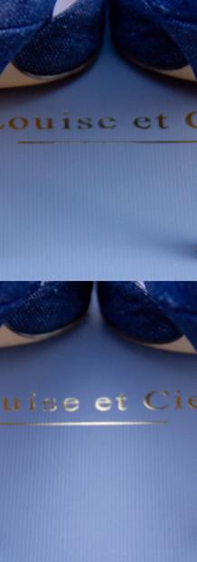 Louise et Cie High heels: Heel Repair