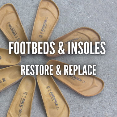 FOOTBEDS & INSOLES