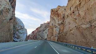 Road Cut