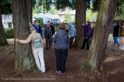 Vancouver Island Labyrinth Pilgrimag