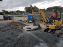 drainagegravel