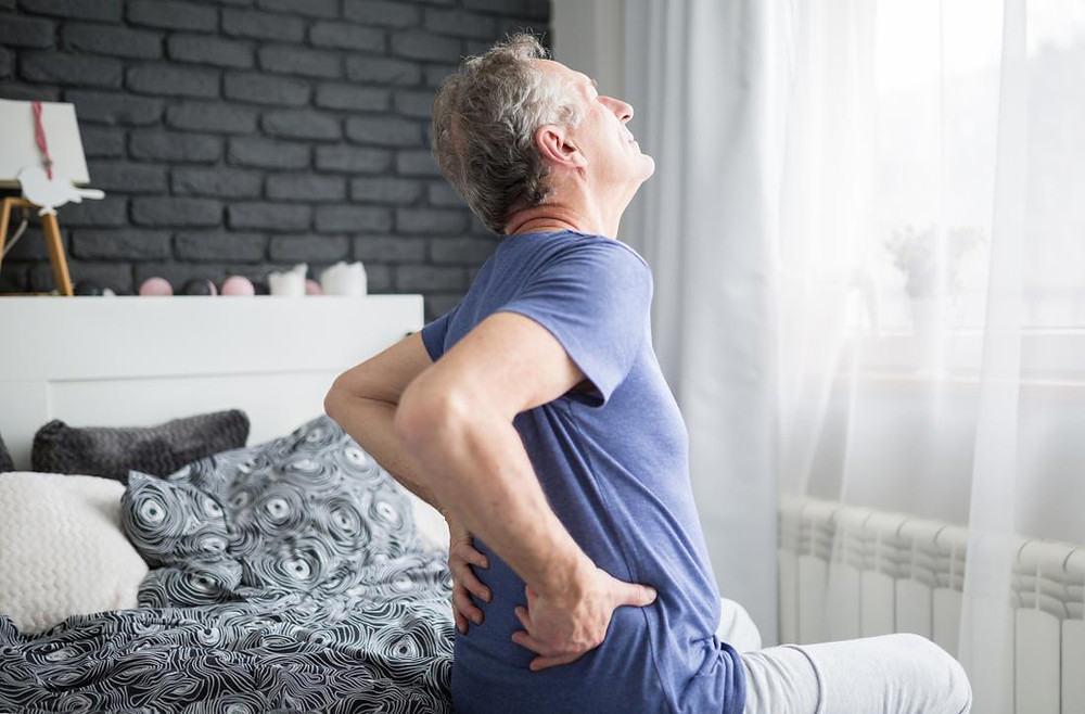 3 exercises for back pain