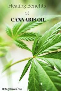 Healing Benefits of Cannabis Oil