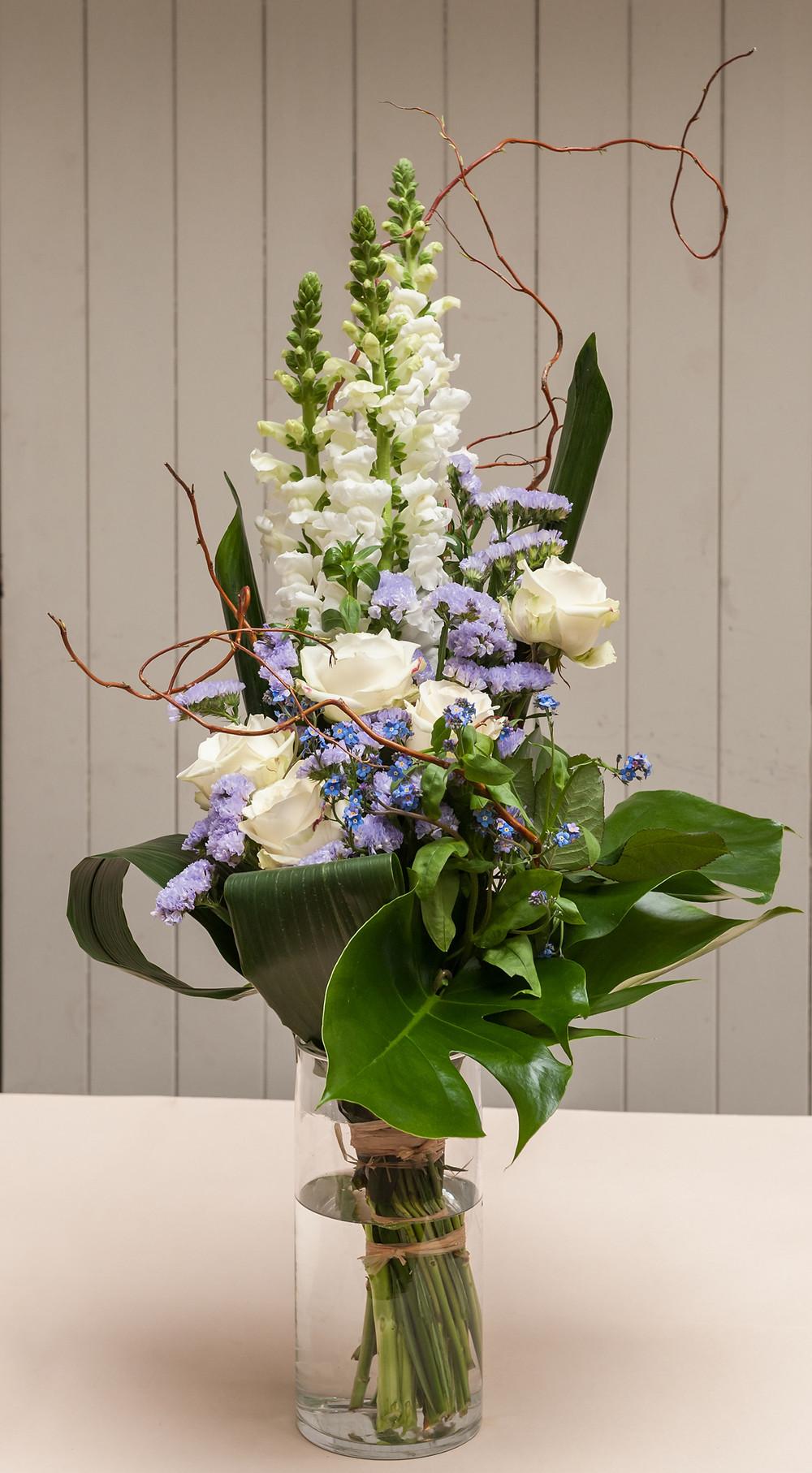 Composition florale élégante et originale