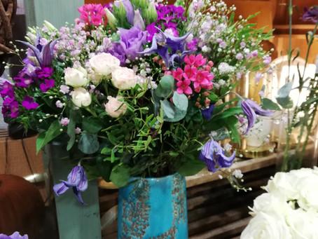 Les conseils de la Muse pour conserver votre bouquet.