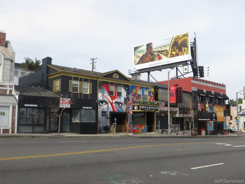 Hollywood Quarantine 3-31-20 Closed for Business
