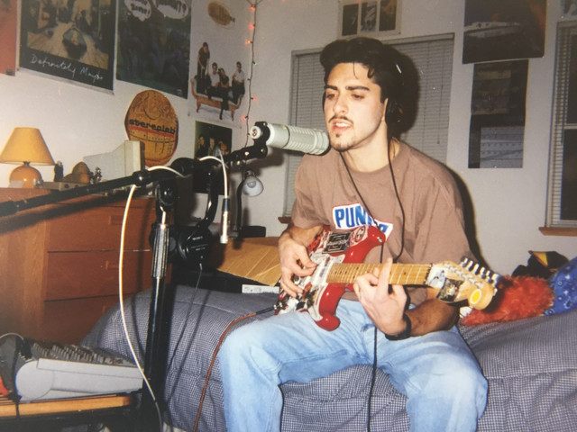 Recording Music 1998