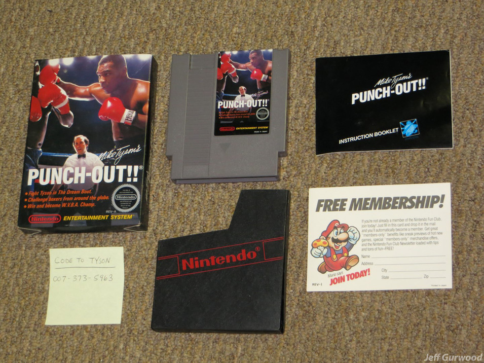Complete Punchout 2014