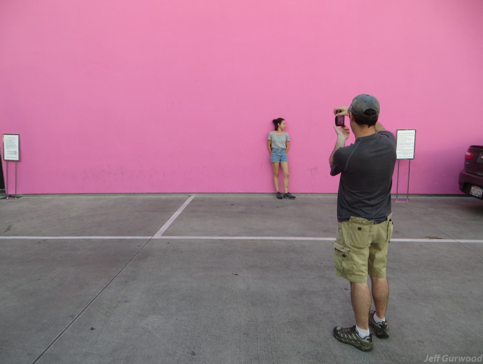 Pictures of People Taking Pictures of People 13