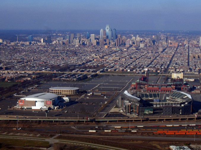 Aerial Photography (19) Philadelphia 2007
