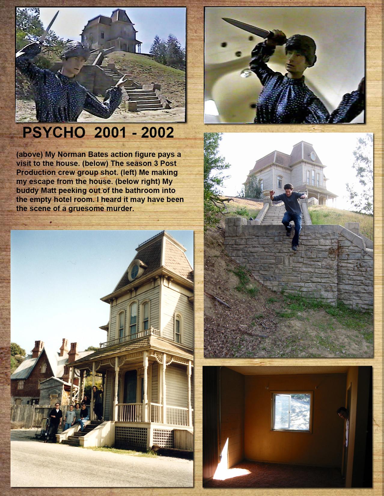 13 Universal book Psycho