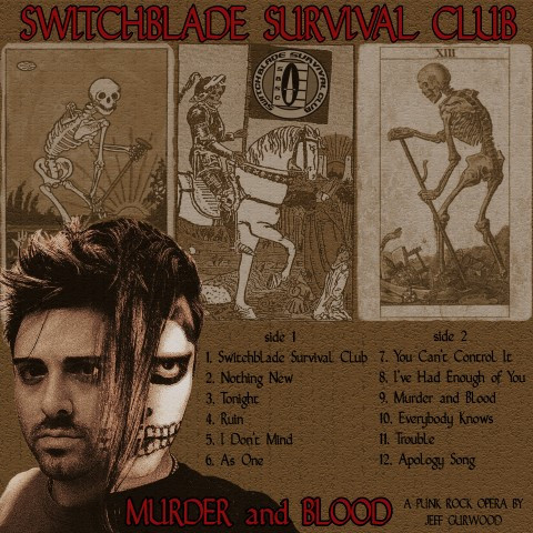 2007 Murder and Blood cover
