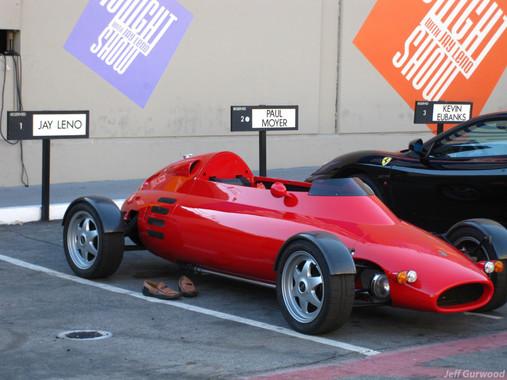 The Tonight Show with Jay Leno Cars 2006 5