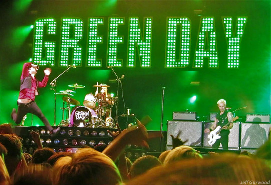 Green Day 8-6-17 Oakland Colesium (9)
