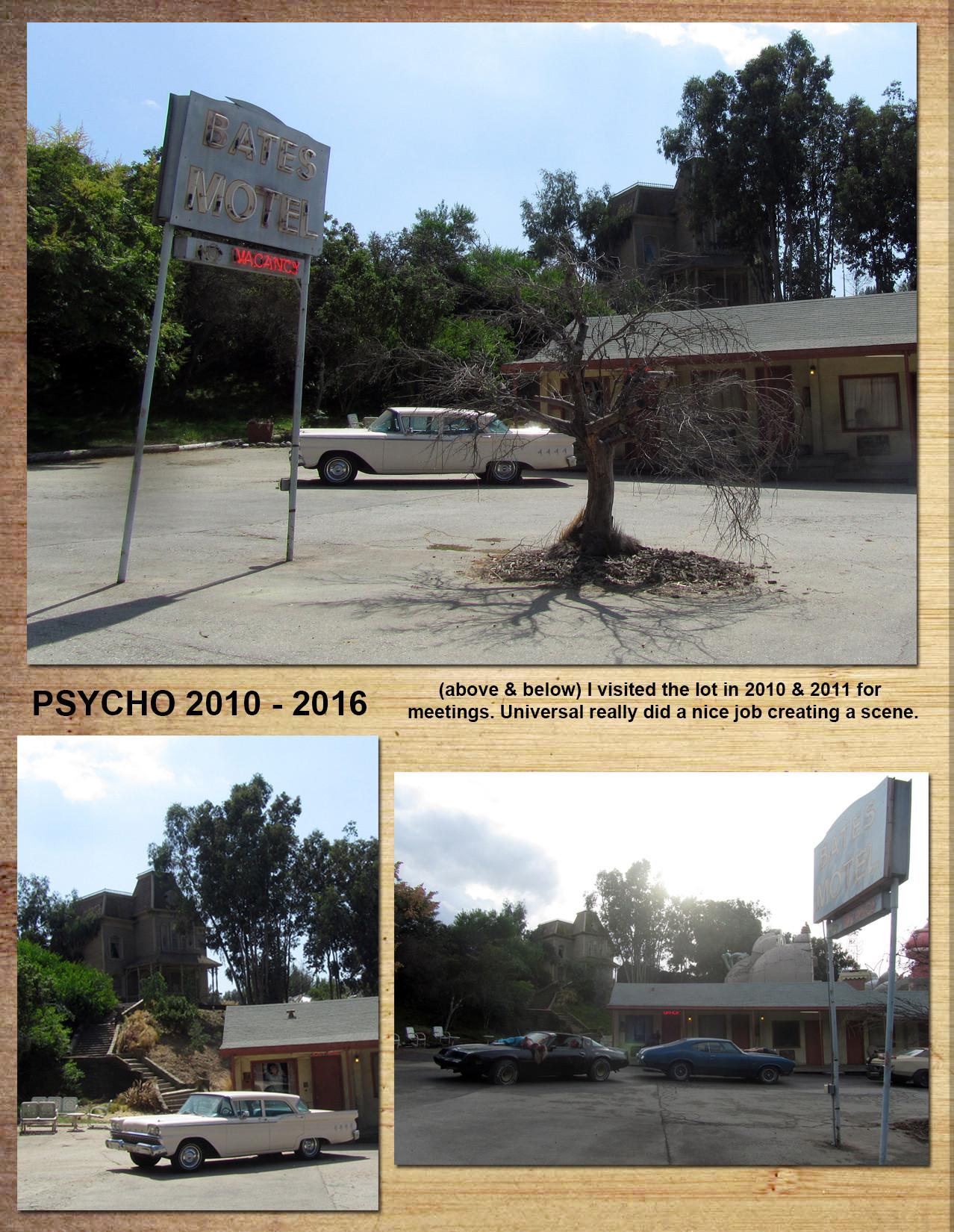 17 Universal book Psycho