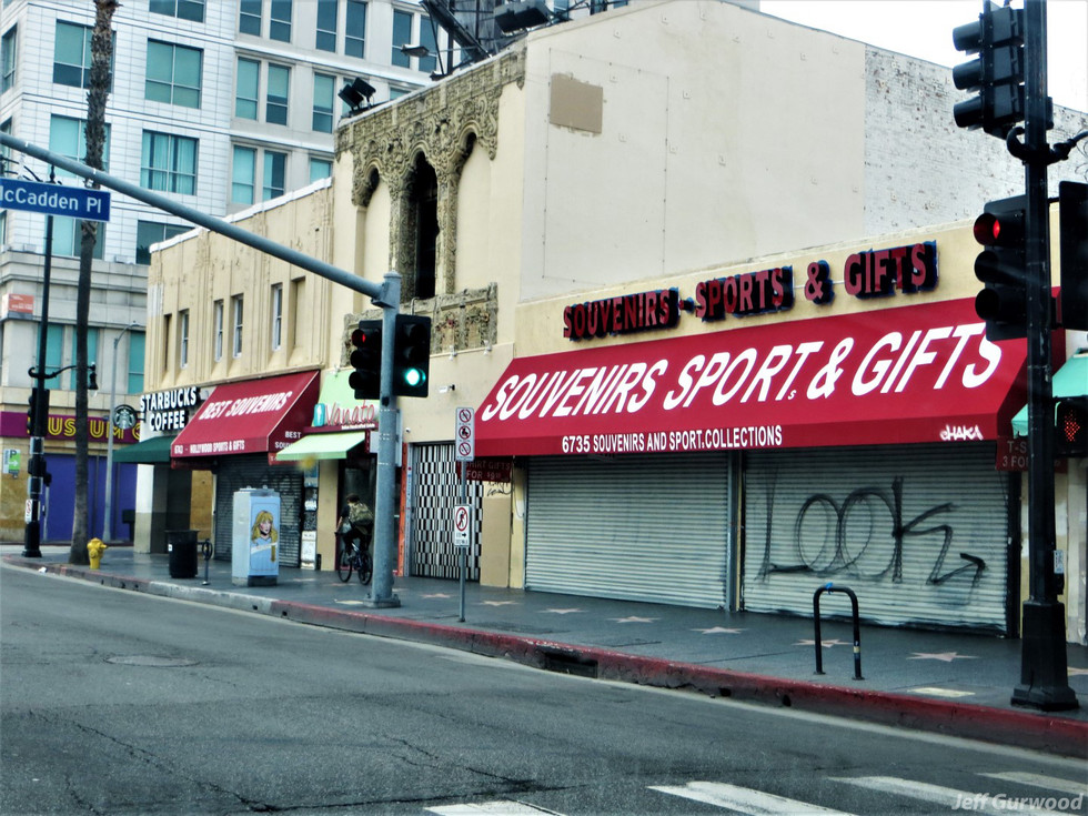 Hollywood Quarantine 3-31-20 Nothing is Open