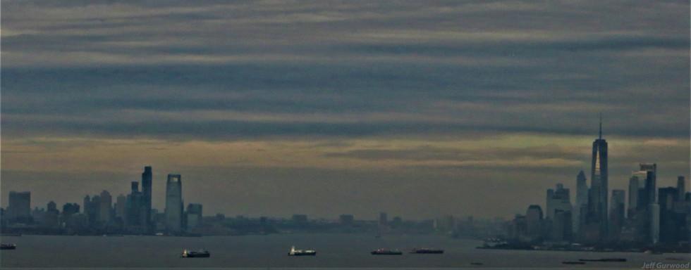 NYC Panorama 2016