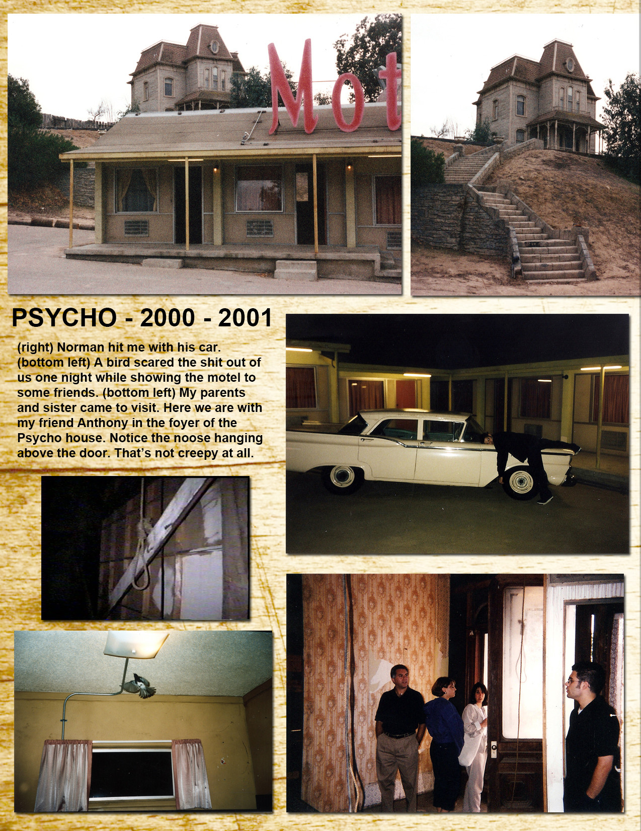 11 Universal book Psycho