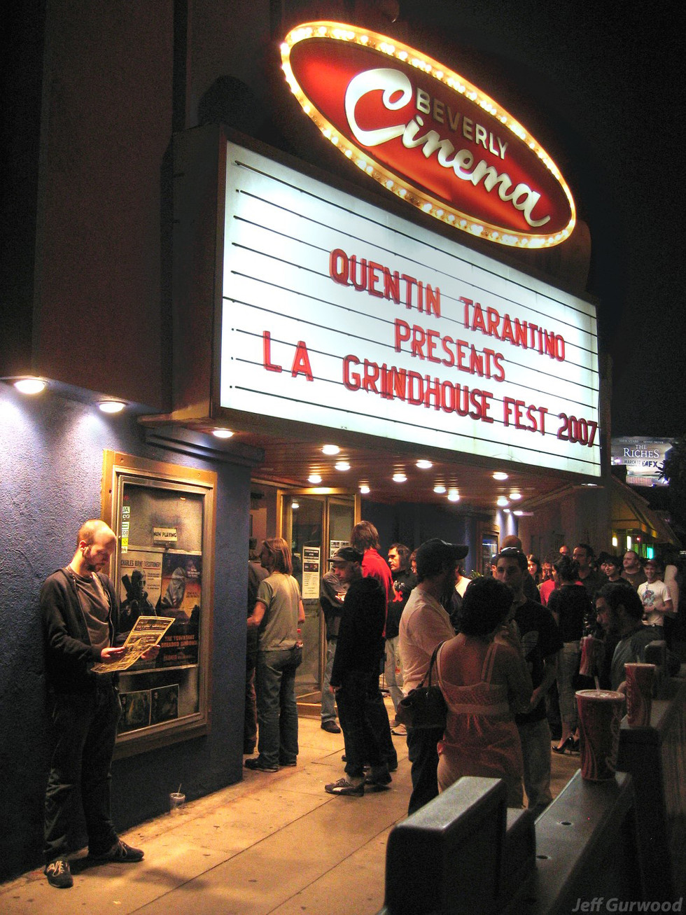 New Beverly Grindhouse Fest 2007