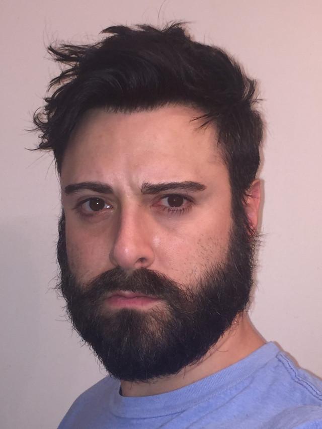 Playoff beard 2018