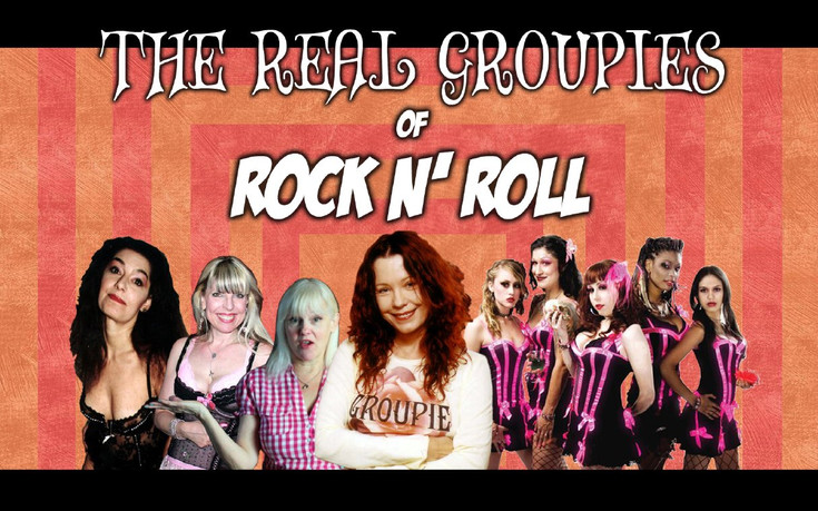 Real Groupies of Rock n Roll TV concept art