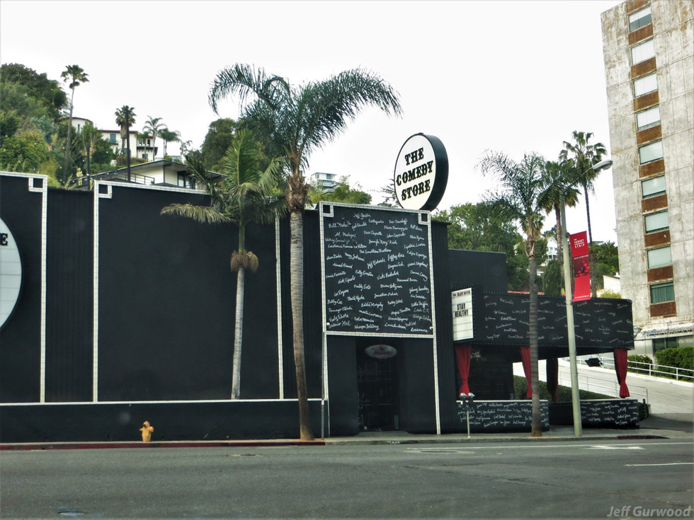Hollywood Quarantine 3-31-20 No Laughing Matter