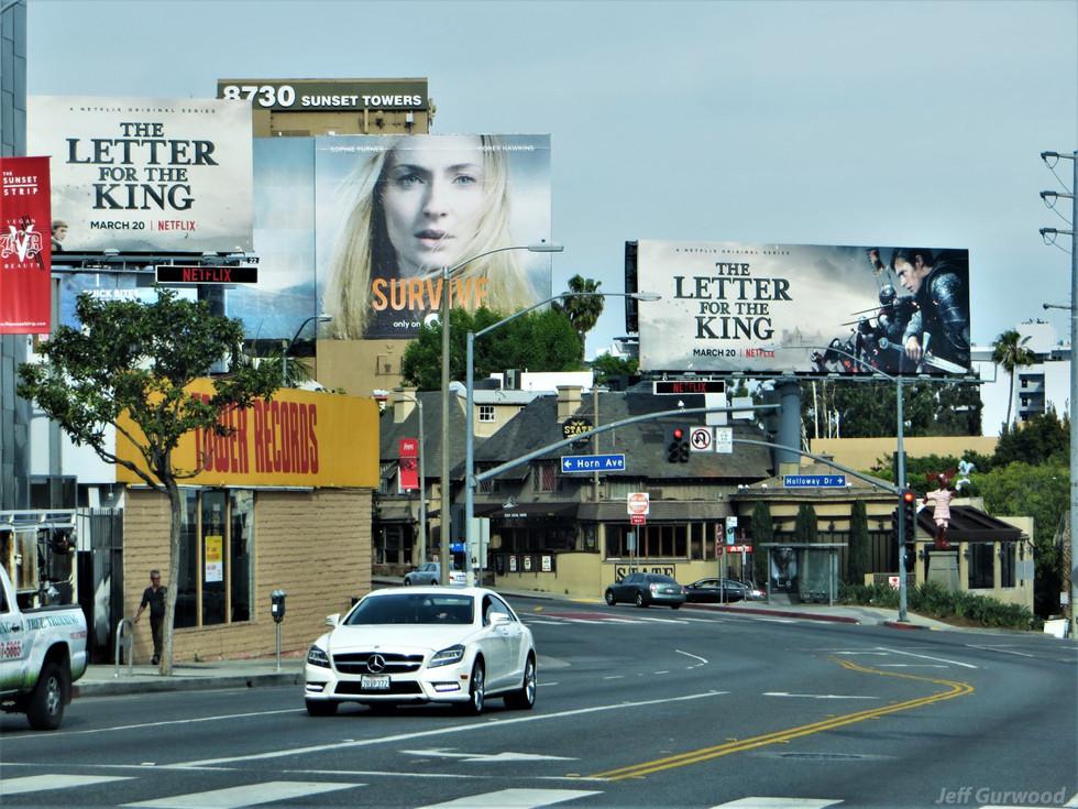 Hollywood Quarantine 3-31-20 Tower