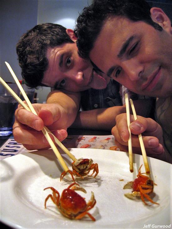Crab Dinner 2005