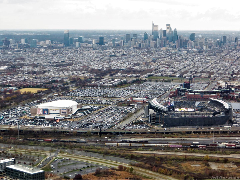 Philadelphia Stadiums 2019