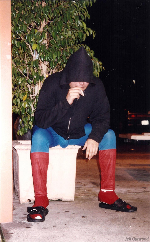 Smoking Spiderman 2001