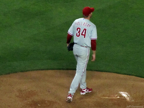 Philly Sports Roy Halladay (42) 2010