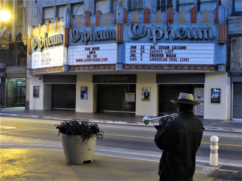 Downtown LA 2018