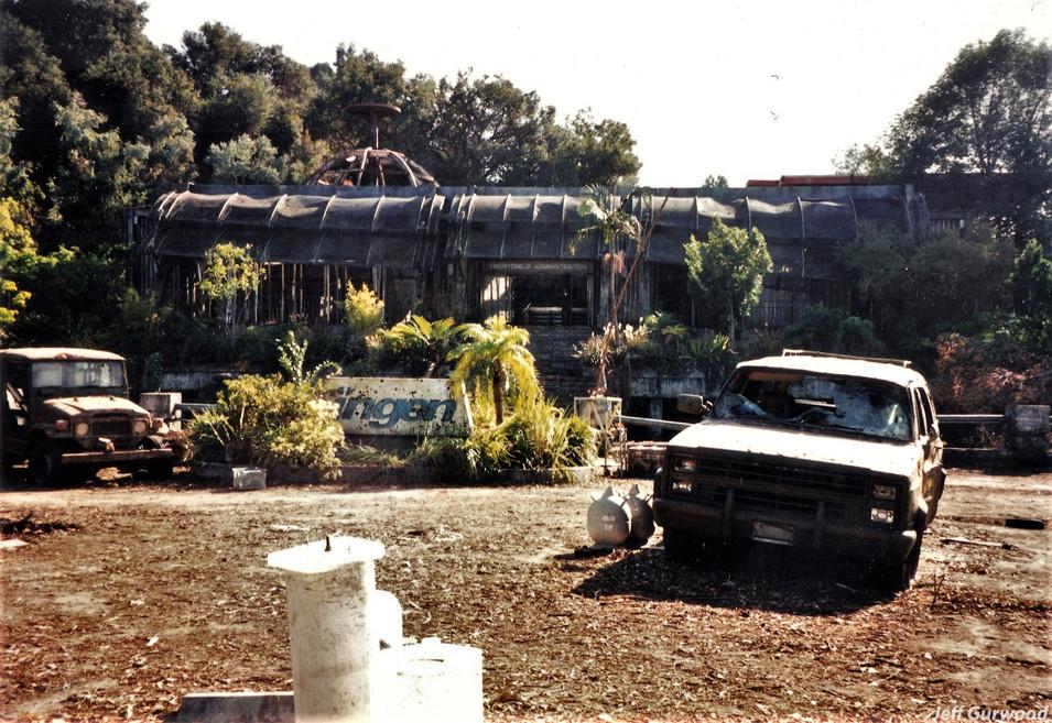 Jurassic Park 3 sets 2000 002