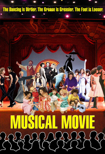 Musical Movie concept Poster