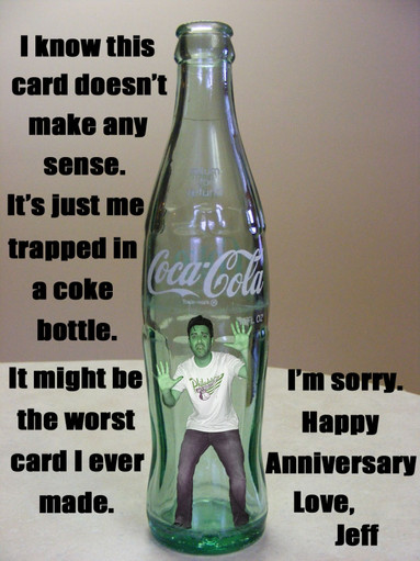 Anniversary card 2014