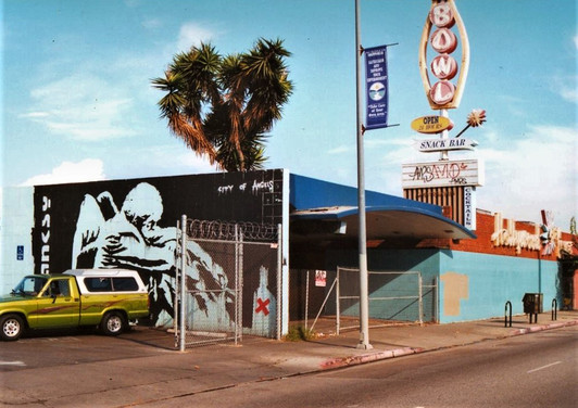 Banksy and Star Lanes 2002 (1)