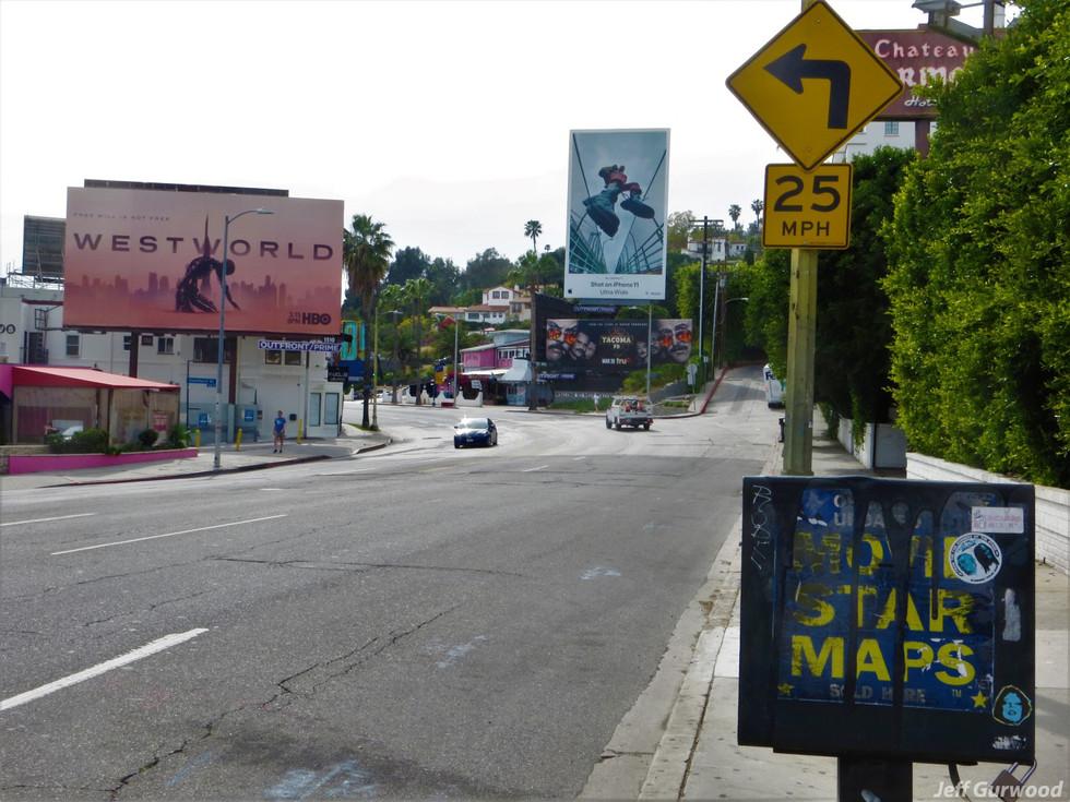 Hollywood Quarantine 3-31-20 Sunset and Havenhurst