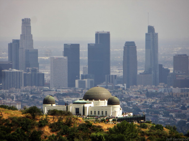 Griffith Observatory 2017