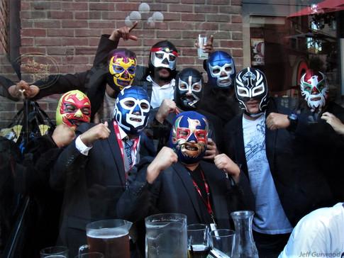 Wrestling Dudes 2011