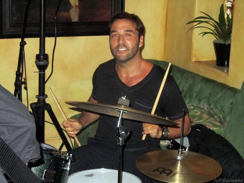 Jeremy Piven band 2010