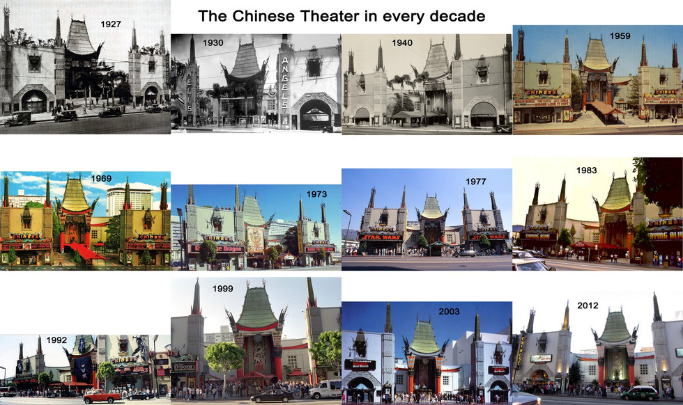 Chinese theater 1927 - 2012